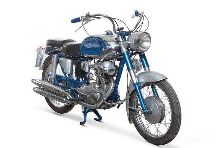 Italian Motorcycles - Ducati Americano