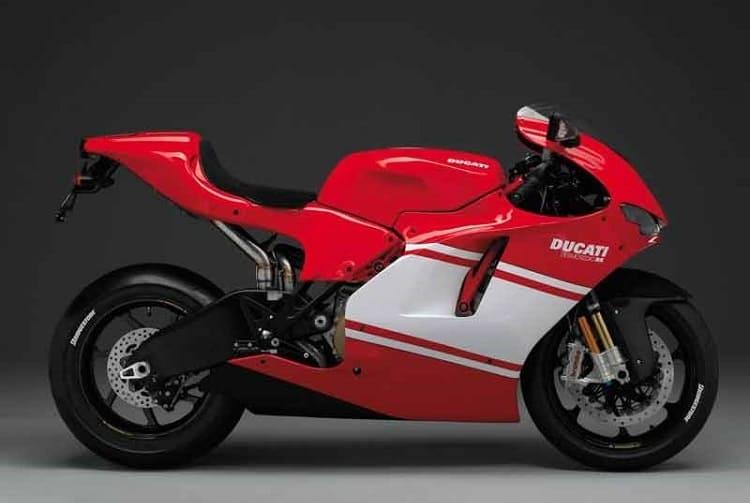 Italian Motorcycles - Ducati Desmosedici RR
