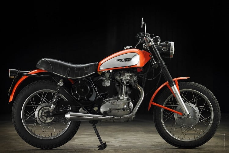 Italian Motorcycles - Ducati Scrambler