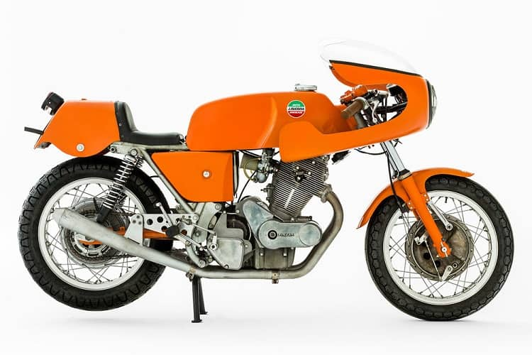 Italian Motorcycles - Laverda 750 SFC 1