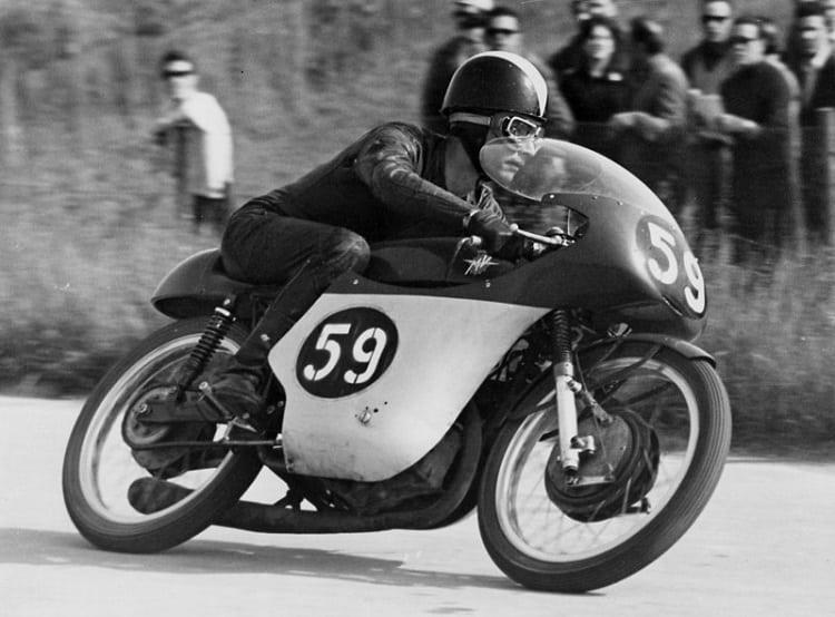 Italian Motorcycles - MV Agusta Racer