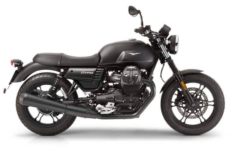 Italian Motorcycles - Moto Guzzi V7 III