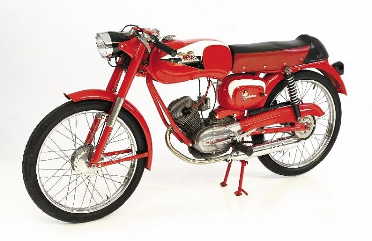 Italian Motorcycles - Moto Morini 50cc