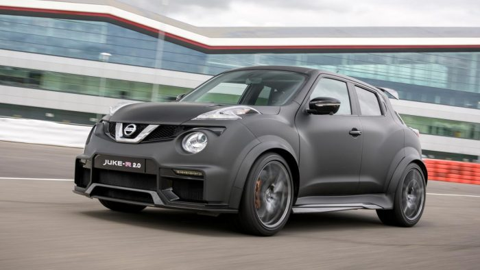 Juke R Front 3/4 Souped Up Cars