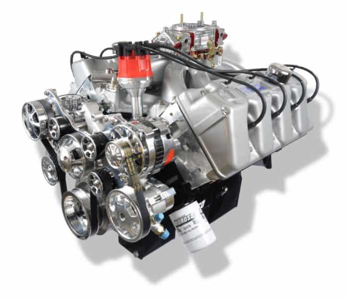 Kaase Boss 9 Engine