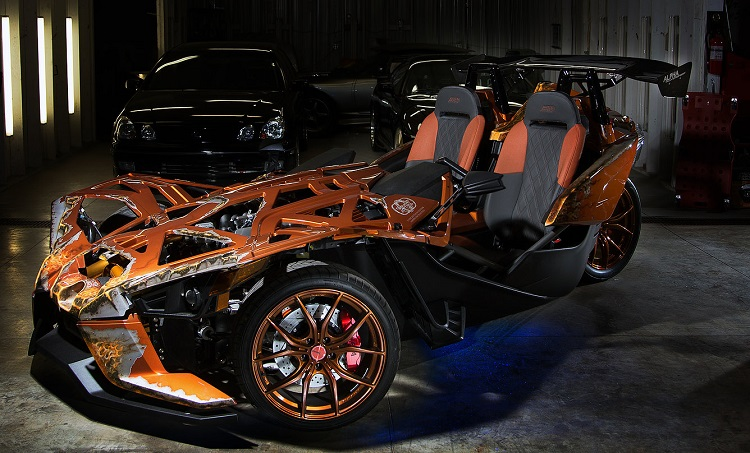 Polaris Slingshot - Alpha Powersports