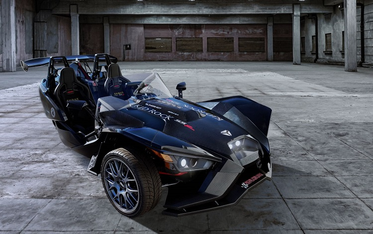 Polaris Slingshot - SS-R Kid Rock