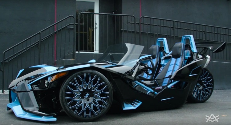 10 Badass Polaris Slingshot Customs