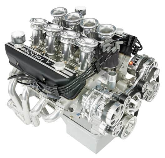 Roush 511 FE Engine