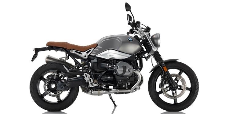 Scrambler Motorcycle - BMW R nineT Scrambler