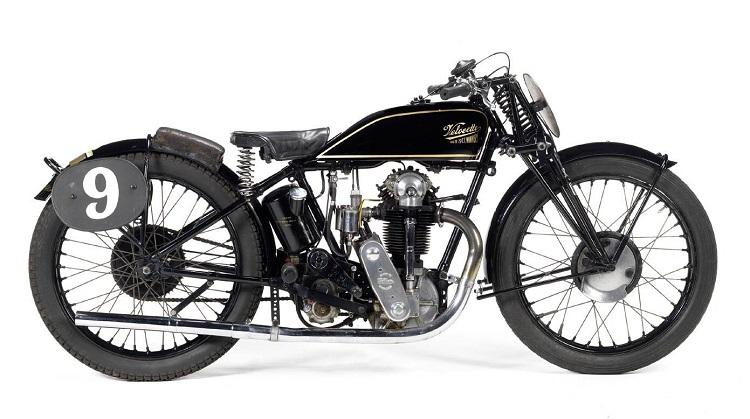 Scrambler Motorcycle - History 2