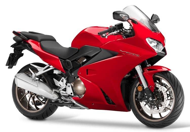Sport Touring Motorcycles - Honda VFR800