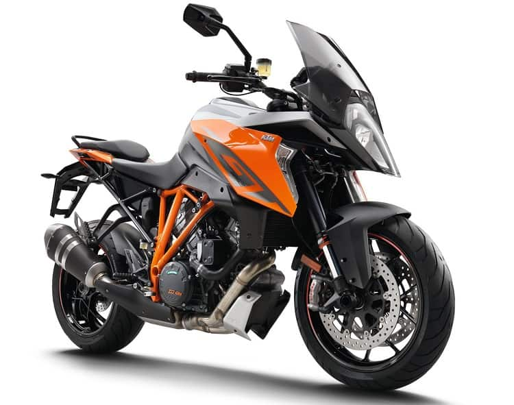Best Sport Touring Motorcycles - KTM 1290 Super Duke GT
