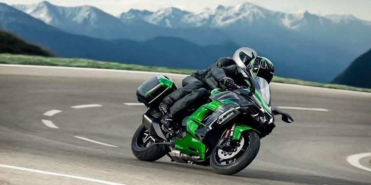 Sport Touring Motorcycles - Kawasaki 1