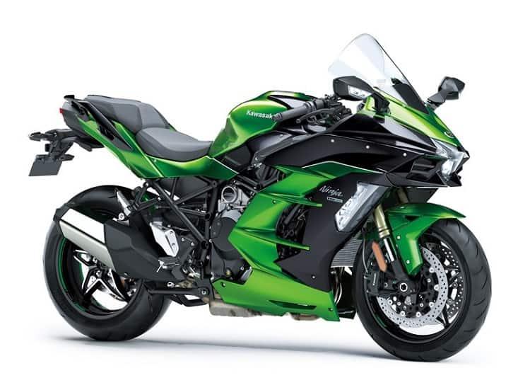 Sport Touring Motorcycles - Kawasaki H2 SX