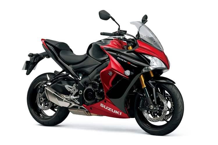 Best Sport Touring Motorcycles - Suzuki GSX-S1000F