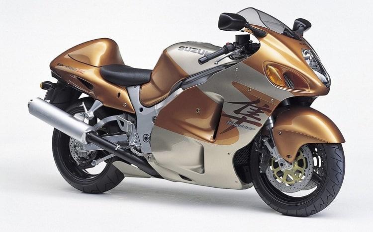 Sport Touring Motorcycles - Suzuki Hayabusa