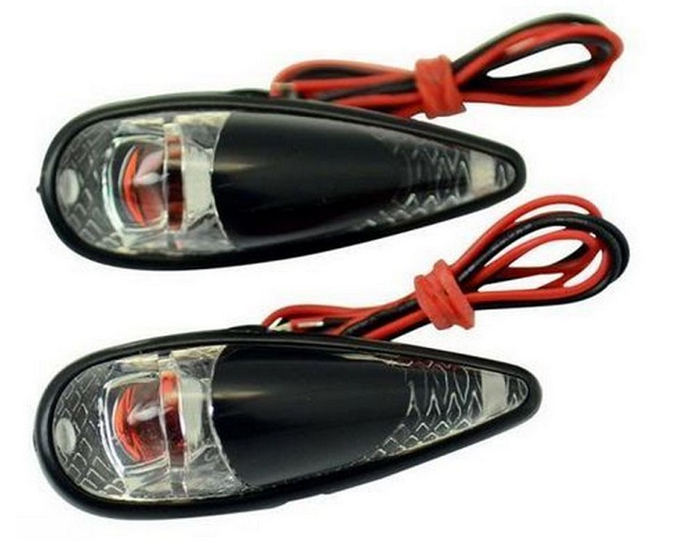 Motorcycle LED Signals