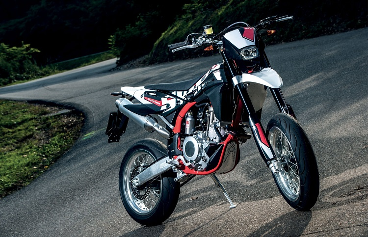 Street Legal Dirt Bike - Supermoto