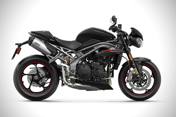 Streetfighter Motorcycles - 2018 Triumph Speed Triple