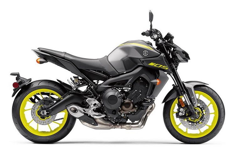 Streetfighter Motorcycles - 2018 Yamaha MT-09
