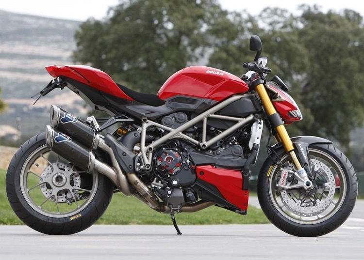Streetfighter Motorcycles - Ducati