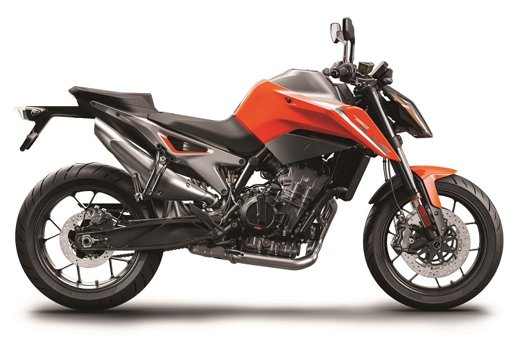 Streetfighter Motorcycles - KTM 790 Duke