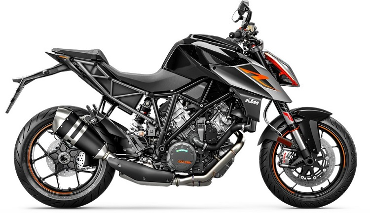 Streetfighter Motorcycles - KTM Super Duke 1290 R
