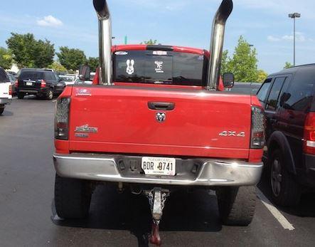 Truck Nuts