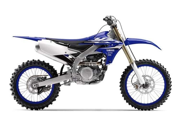 Yamaha Dirt Bikes - Yamaha YZ450F 2018