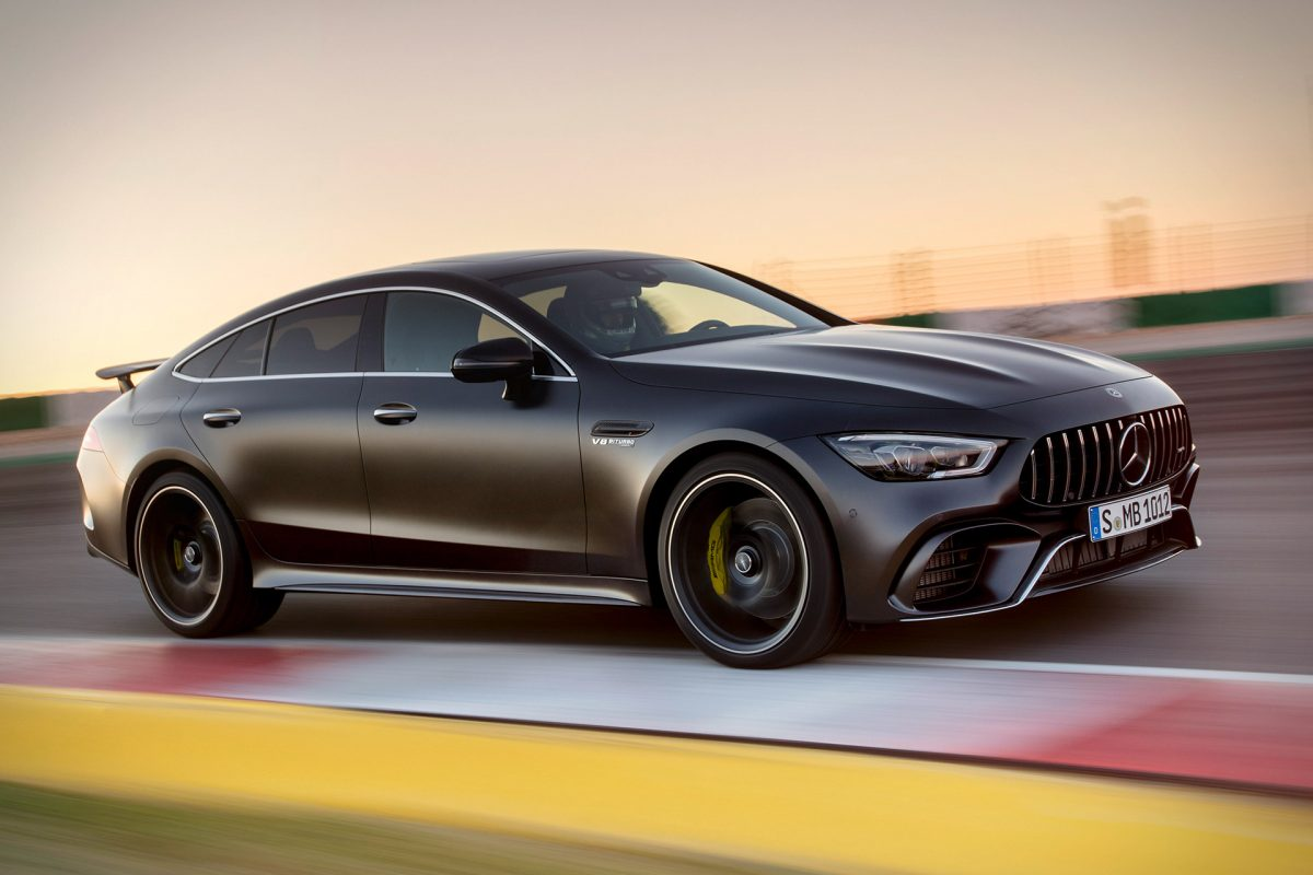 Mercedes Benz Amg Gt >> What's Hot And What's Not in the 2019 Mercedes-Benz Lineup