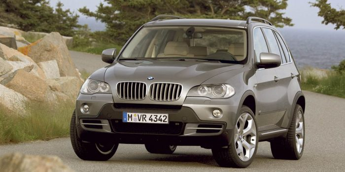 bmw X5 best family SUV