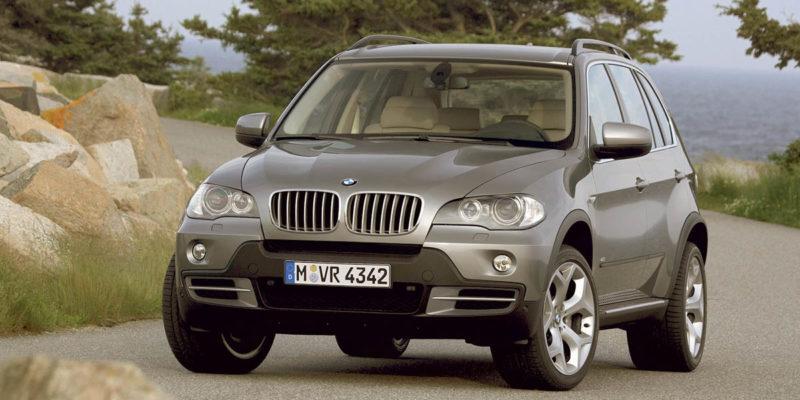 2006-2013 BMW X5 E70