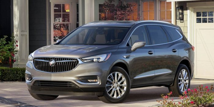 Buick Enclave Best Family SUV