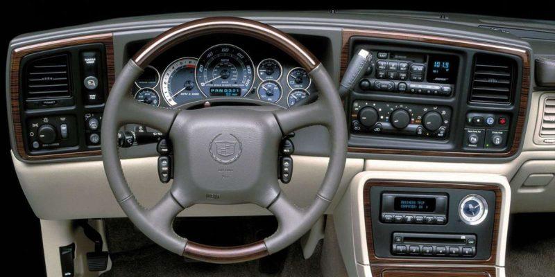 2002-2006 Cadillac Escalade GMT800 Interior