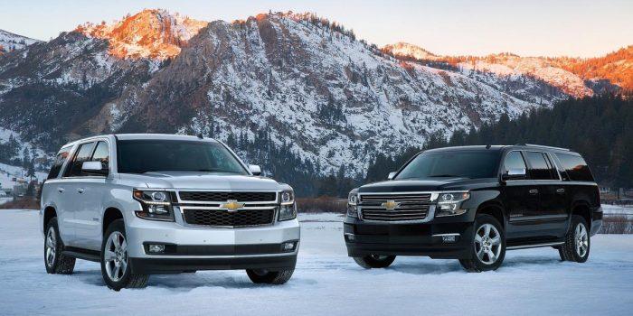 Chevrolet Tahoe Best Family SUV