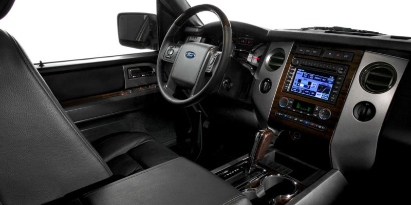 ford expedition interior