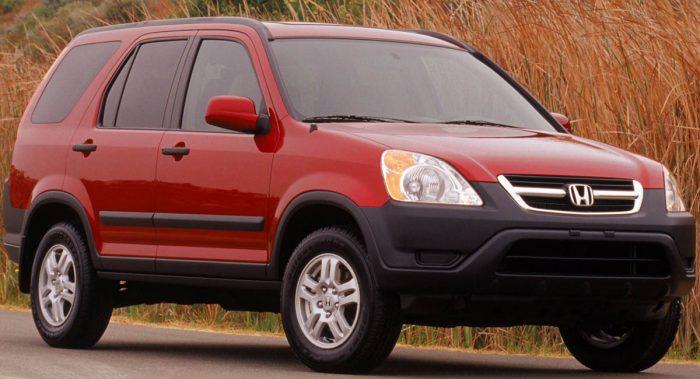 best family SUV Honda CR-V