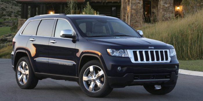 best family SUV Jeep Grand Cherokee