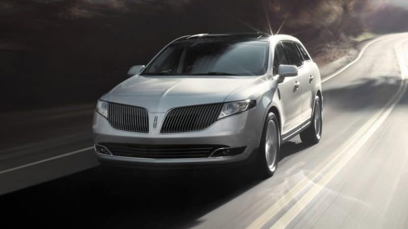 2019 Ford Lineup - Lincoln MKT is one of the last Lincolns sporting an older design