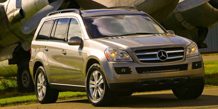 Mercedes-Benz GL Best Family SUV