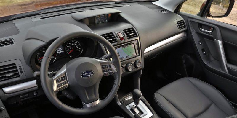 Subaru Forester Interior