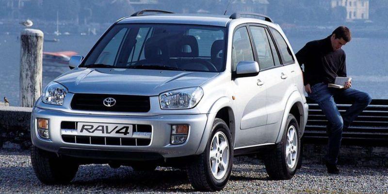 2000-2005 Toyota RAV4