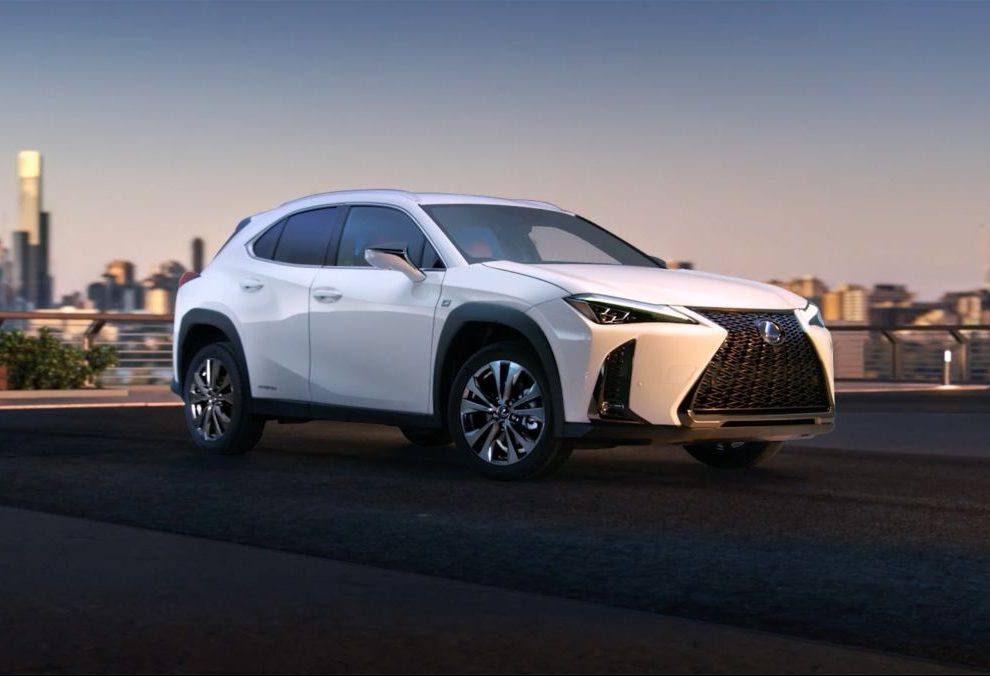 2019 Lexus UX is the newest addition to the Lexus lineup