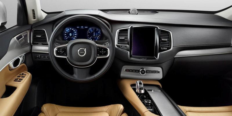 Volvo XC90 II Interior