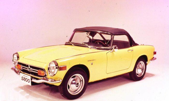 1966 Honda S800 Honda JDM