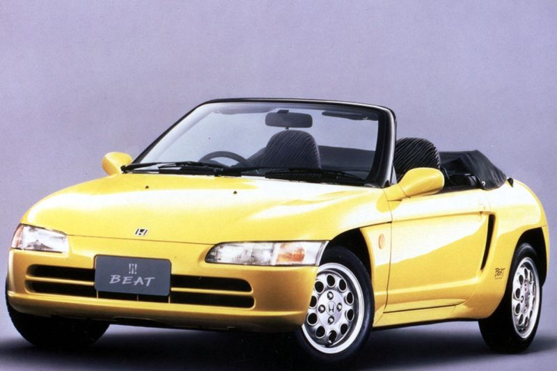 1991 Honda Beat Jdm Models