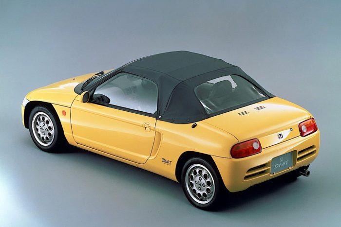 1991 Honda Beat Honda JDM
