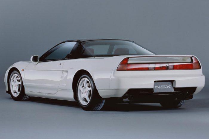 1992 Honda NSX-R Honda JDM