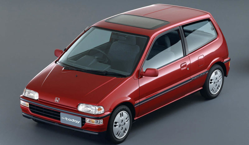 1994 Honda Today